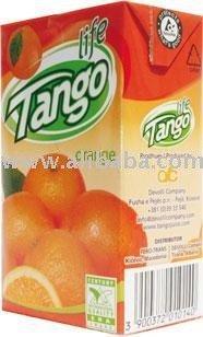Tango Kid fruit juices