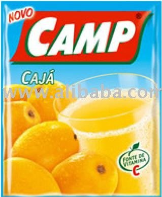 Caja Powder Juice