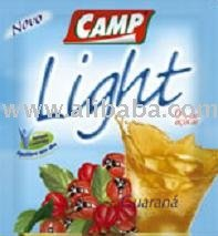 CAMP - Light Guarana - 0% Sugar Juices