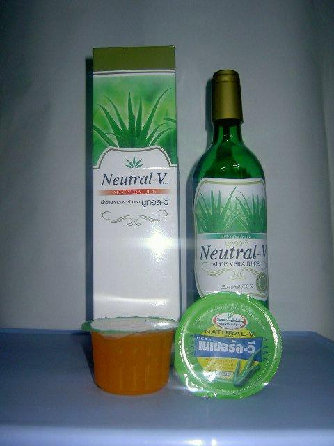 Aloe Vera-Lemon Juice