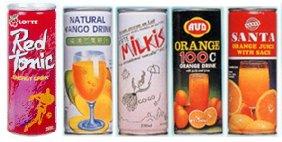 Beverage ( Drink, Juice, Tea, Rice Punch )