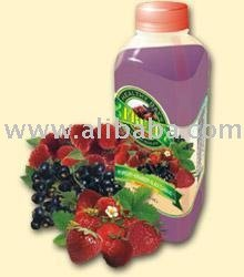 Raspberry & Strawberry & Black Currant Juice