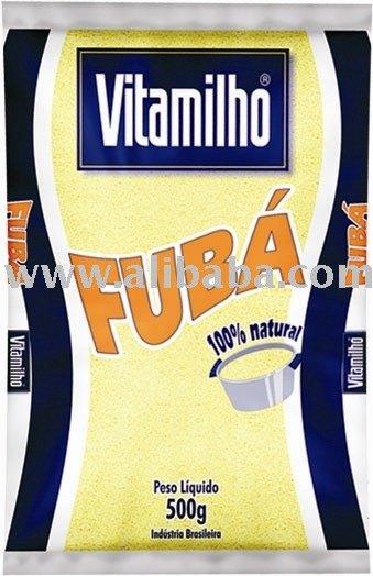 CREAM CORN VITAMILHO-FUBA