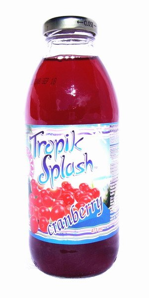 Tropik Splash Cranberry Juice
