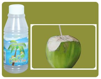 PACKED TENDER COCONUT WATER