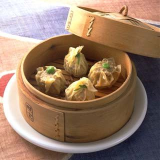 Beef Shumai Dim Sum (shu mai, sui mai, sui mei, siew mai, shui mai)