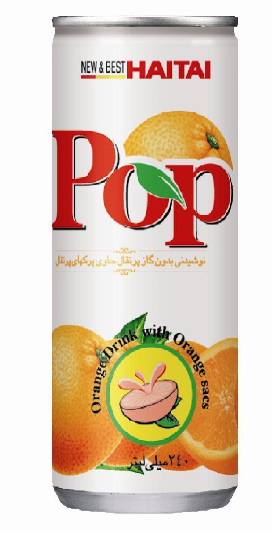 "... Juice Drink products,Korea ""POP"" Brand Orange Juice Drink supplier"