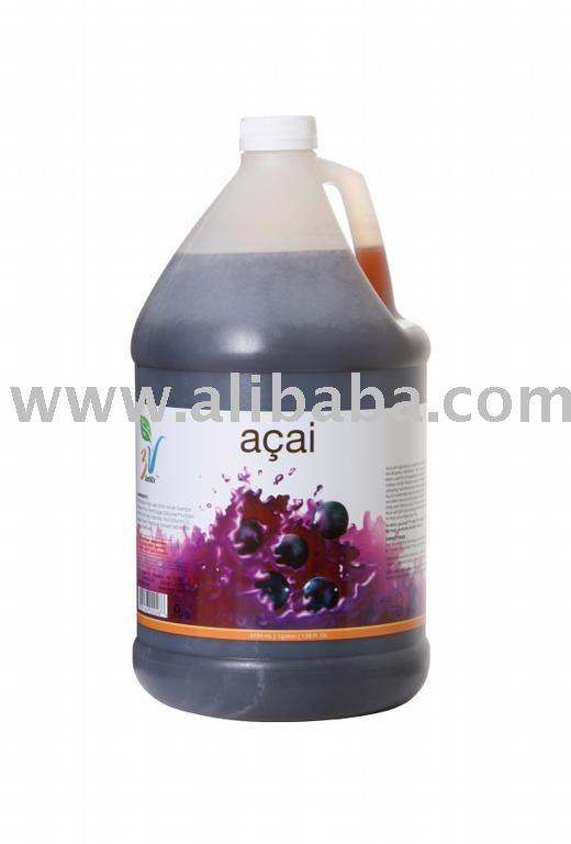 Product Name: 3V 100% Natural Acai Berry Juice ...
