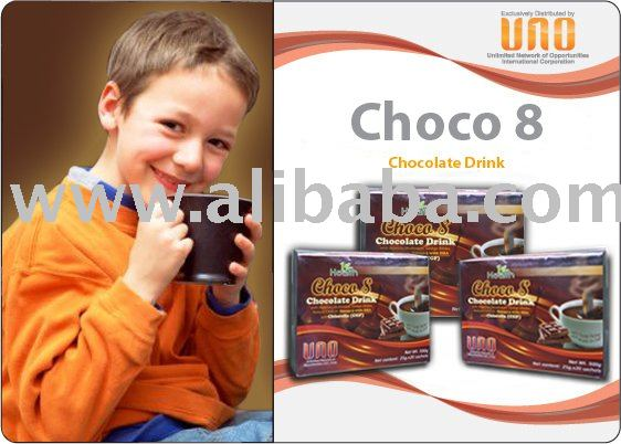 CHOCO 8 (CHOCOLATE DRINKS)
