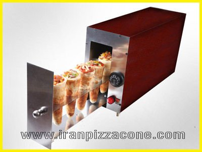Electrical Pizza cone Grill