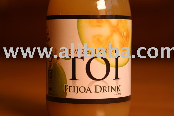 New Zealand TOI - 100% Feijoa Mix Juice