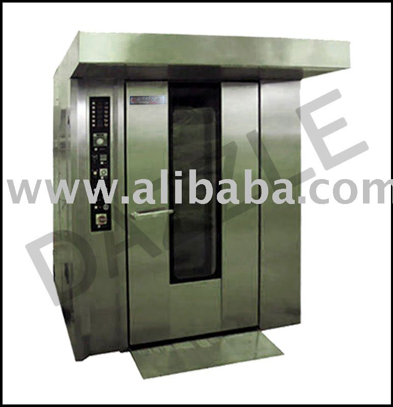 Single/Double Trolley Rotary Rack Oven(Diesel/Gas)