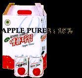Crushed Apple Juice