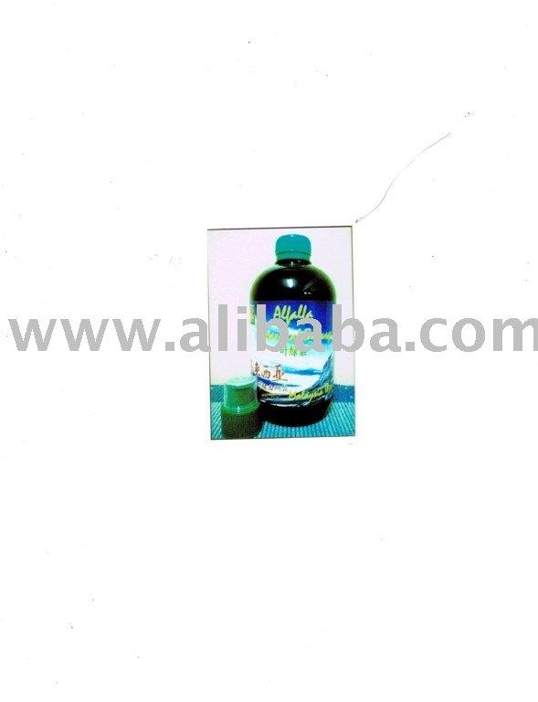 Liquid Chlorophyll Drink Liquid Chlorophyll / Alfalfa