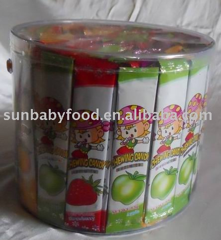 fruit soft chewing candy