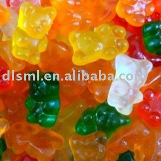 Pectin Multi- Vitamin  Gummy  bear Candy