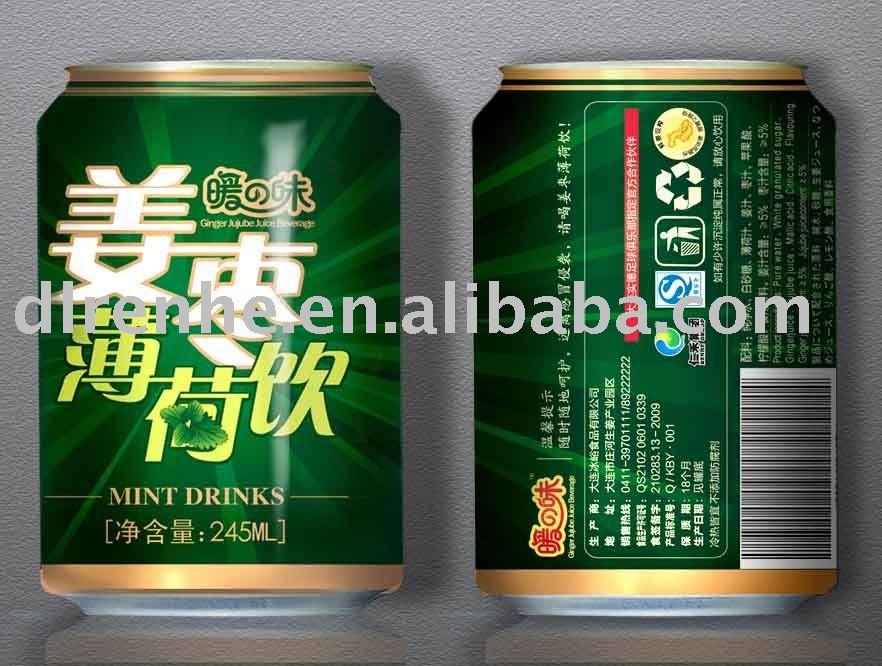 ginger  jujube   drink  beverage