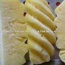 frozen pineapple (half)