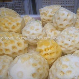 frozen pineapple (whole)