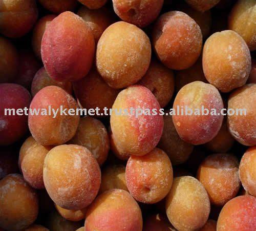 IQF apricot