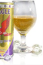 Golden Eagle- best energy drink produced in europe