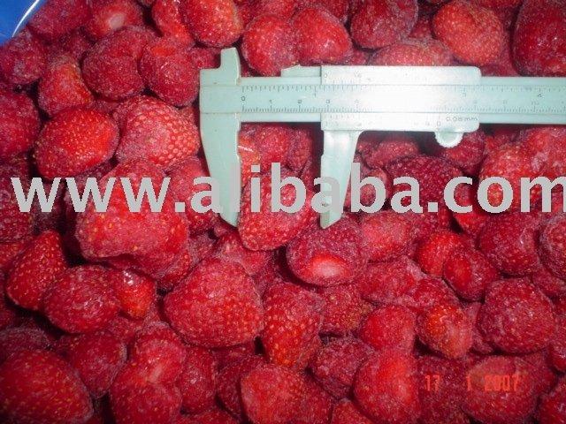 IQF Strawberries