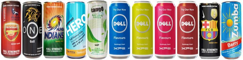 Energy Drinks Private Label, Create your own Brand