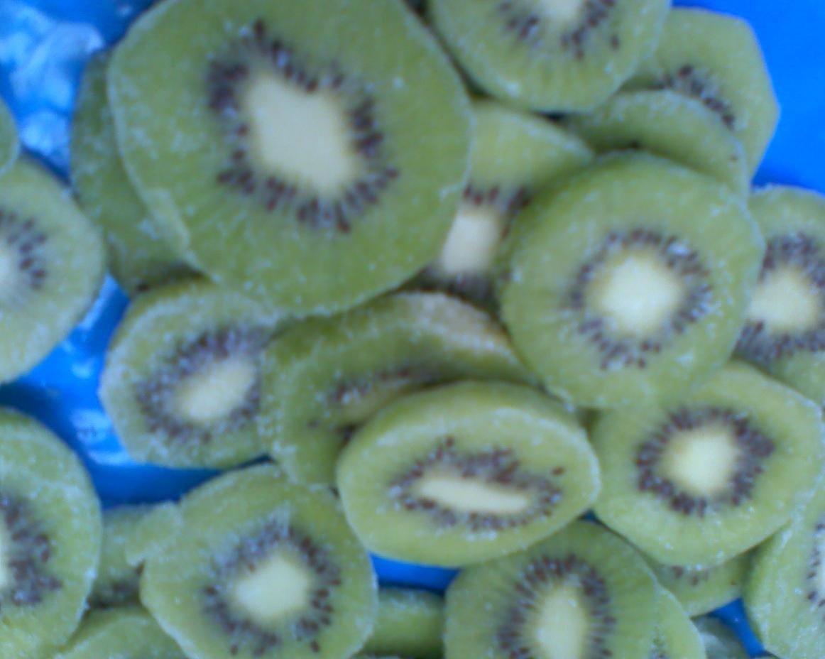 Frozen Kiwi fruit