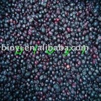 frozen fruit blueberry wild