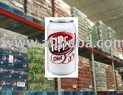 DIET DR PEPPER 12 OZ CAN (32 pack)