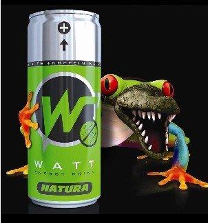 Watt Natura Energy Drink