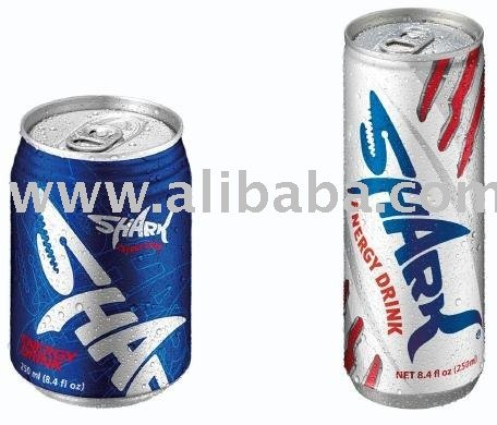 Shark Energy Drink Suppliers