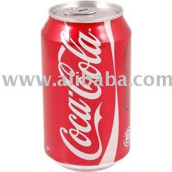 Coca Cola Cans 0,33 Cl