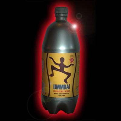 Ummba Energy Drink 1L PET