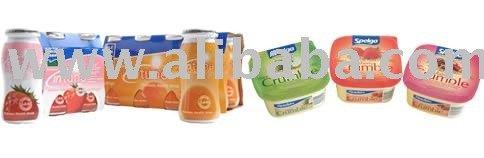 Intune yogurt juice