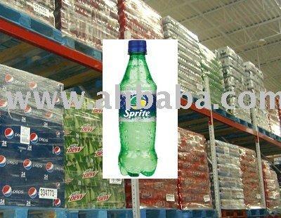 SPRITE 16.9 OZ PLASTIC BOTTLE Sprite Soda Drinks