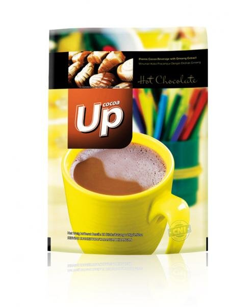 UP Cocoa Hot Chocolate