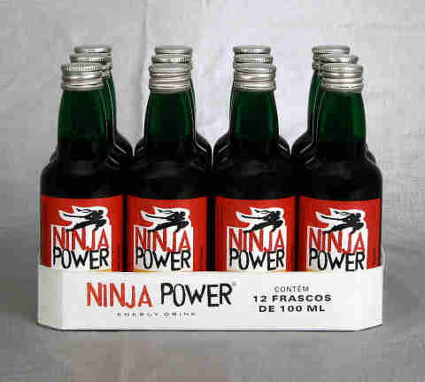 Ninja Power 100ml Without Gas
