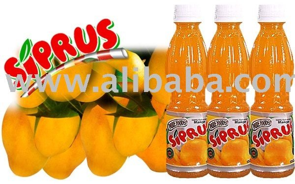 pure siprus mango juices