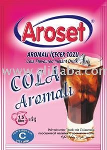 Flavoured Instant Drink  Cola