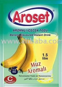 Flavoured Instant Drink  Banana