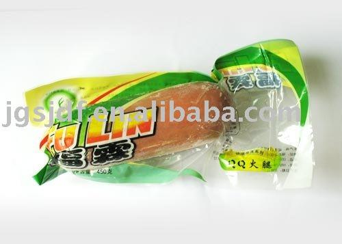 vegetarian QQ ham