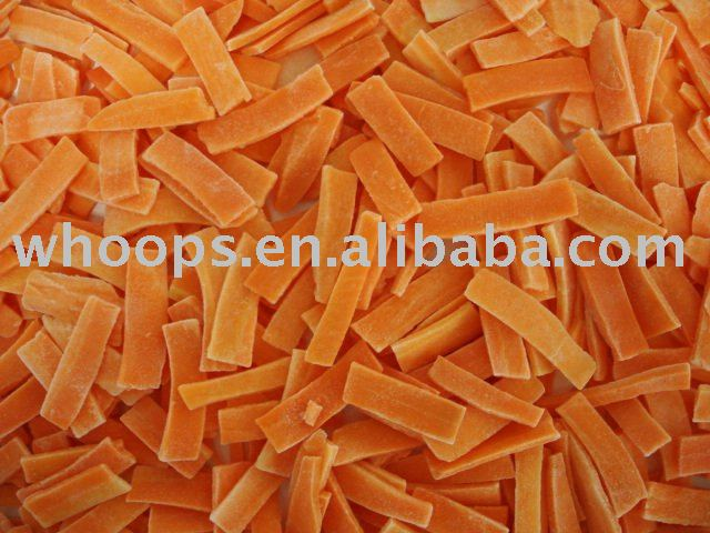2010 урожай, Котор замерли моркови соломкой