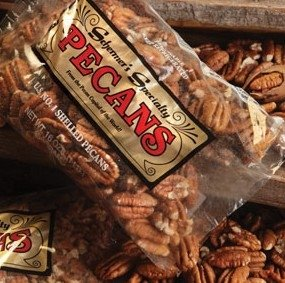 Fancy Mammoth Pecan Halves 3-16 Oz Packages Per Box