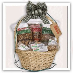 Georgia Pecan Lover's Basket