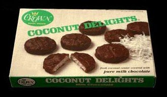 Chocolate Candy: Coconut Delights