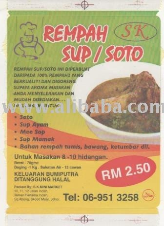 REMPAH SUP/SOTO
