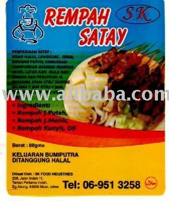 REMPAH SATAY(BBQ POWDER)