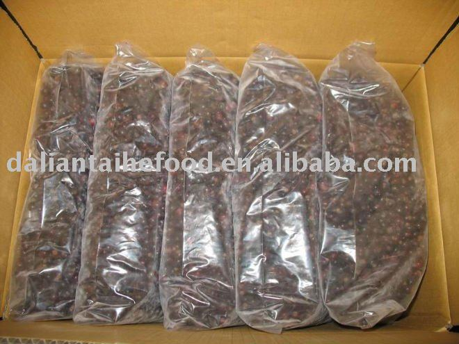 IQF   frozen   blackcurrant  packing as required