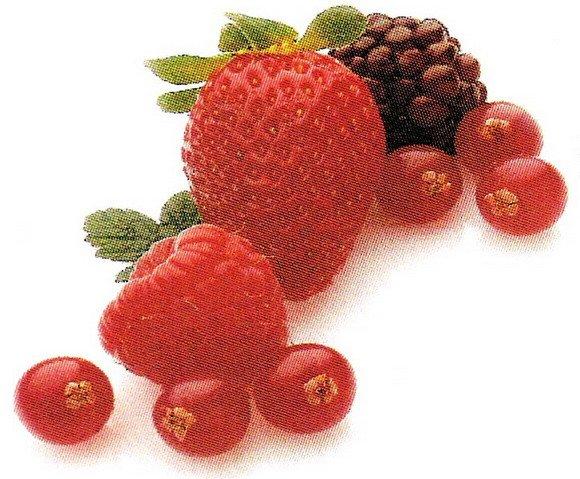 IQF Frozen Fruits